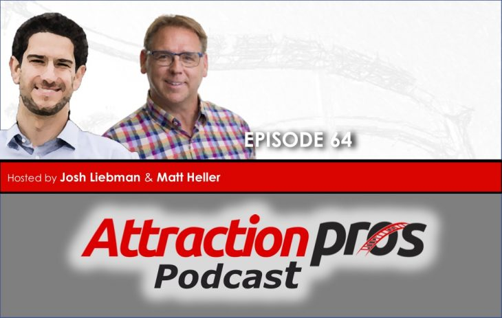 AP Podcast Episode 64: AttractionPros LIVE from Orlando, FL!