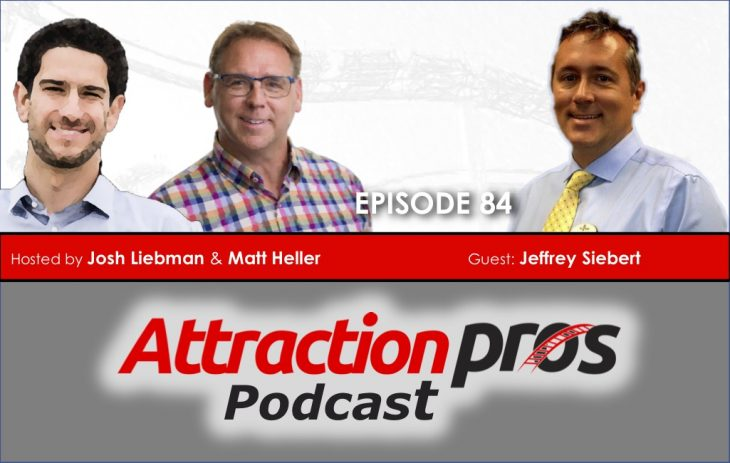 AP Podcast – Episode 84: Jeffrey Siebert from Six Flags talks about engaging enthusiasts, the benefits of membership and the importance of play clothes