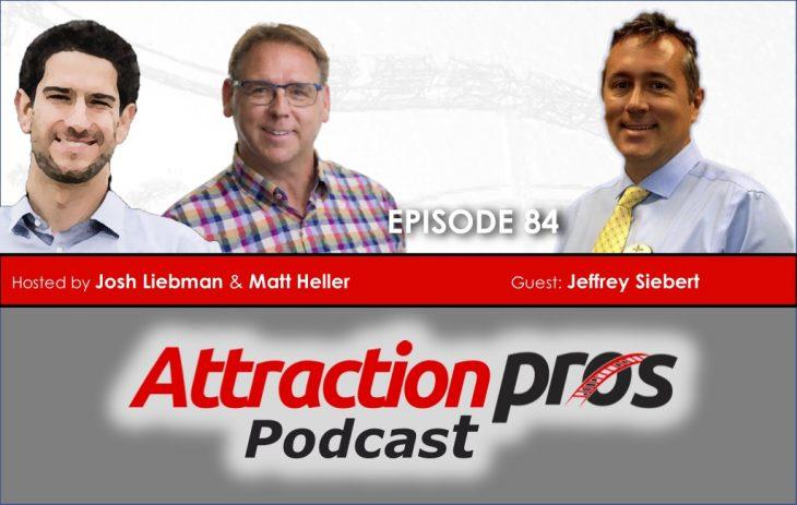 AP Podcast – Episode 84: Jeffrey Siebert from Six Flags talks about