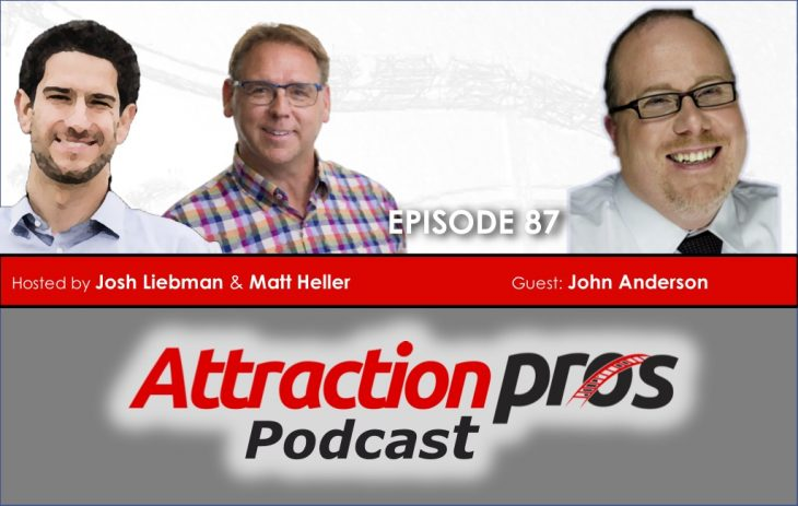AP Podcast – Episode 87: John Anderson talks about 'FUN'ders, engaging the public with STEM content and the importance of thoughtful action