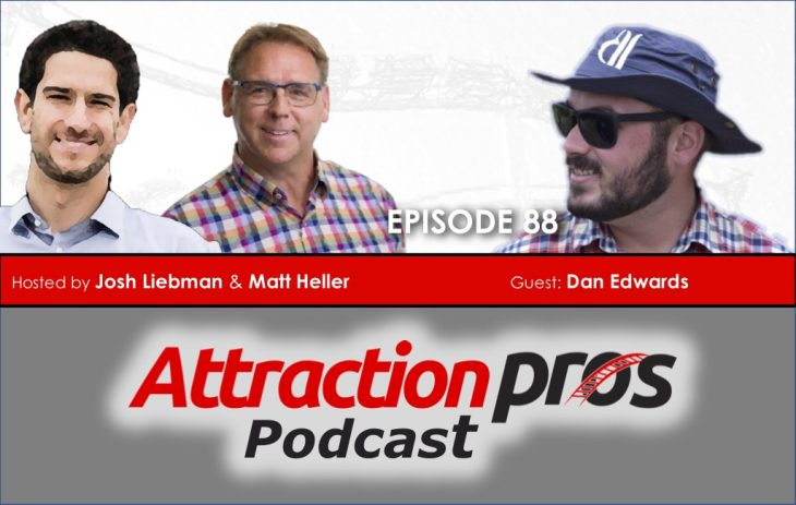 AP Podcast – Episode 88: Dan Edwards talks about culture, leadership, and the transition from a theme park to a ski resort