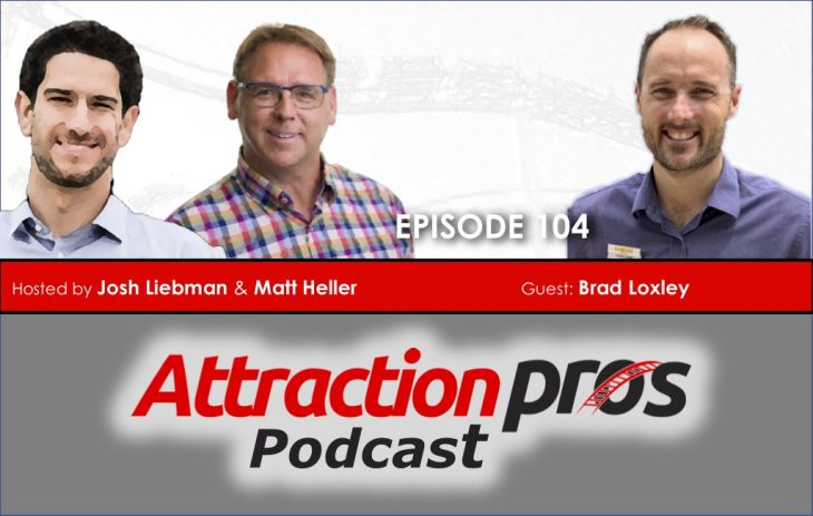 AP Podcast – Episode 104: Brad Loxley talks about rebuilding Luna Park and what it takes to operate a spectacular bridge