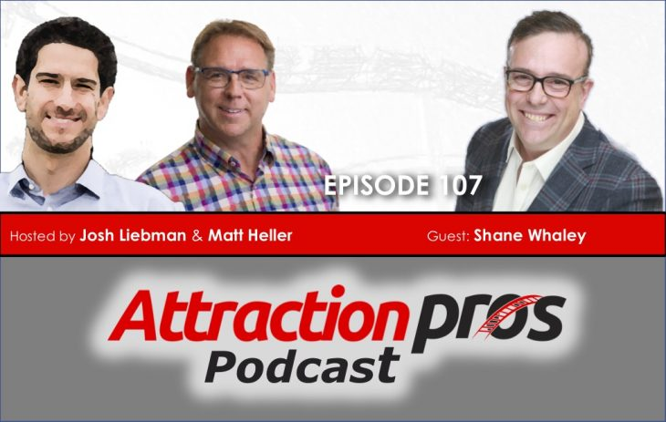 AP Podcast – Episode 107: Shane Whaley talks about OTA's, what makes a great tour operator and what it means to suck eggs.