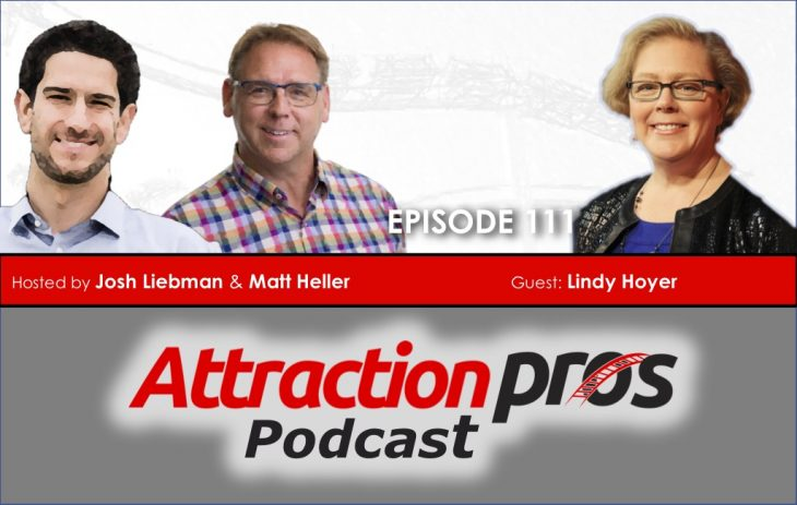 AP Podcast – Episode 111: Lindy Hoyer talks about not ignoring upgrades and the creative genius inside all of us!