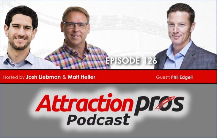 AP Podcast – Episode 126: Phil Edgell talks about culture, active and passive guest behaviors and how to make up a word to help your business