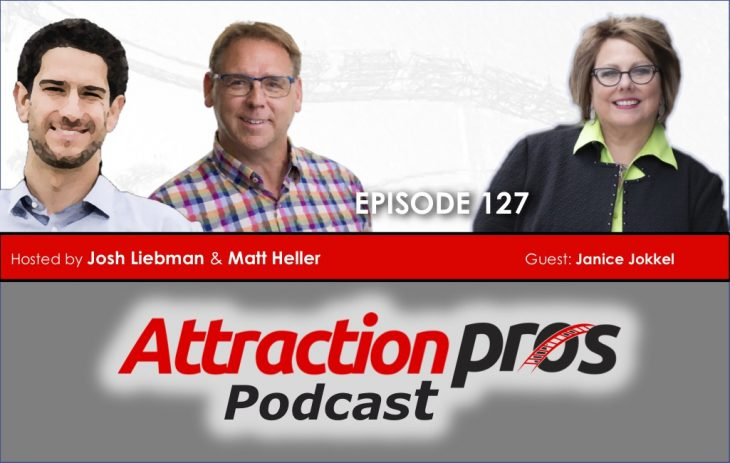 AP Podcast – Episode 127: Janice Jokkel talks about company culture, blended learning and what it was like to fire herself