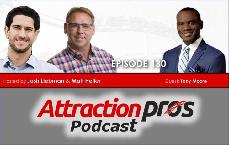 AP Podcast – Episode 130: Tony Moore talks about unique attraction business models and building a sustainable culture
