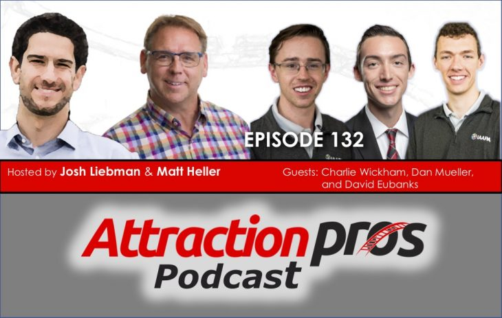 AP Podcast – Episode 132: Three theme park students talk about recruiting, job seeker success strategies and the importance of soft skills