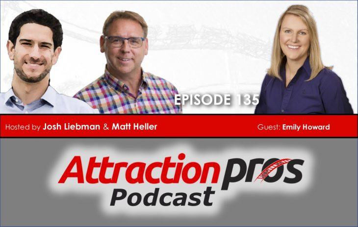AP Podcast – Episode 135: Emily Howard talks about attraction design, putting animals first and telling the right story